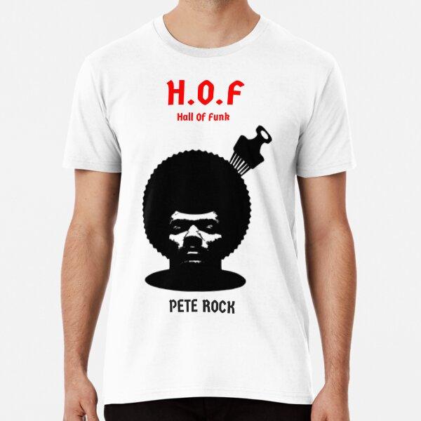 Hall Of Funk Pete Rock Hip Hop Rap Greatest Producer 90's Rap Premium T-Shirt
