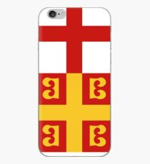 Flag of Byzantine Empire (Constantinople), circa 1350 iPhone Case