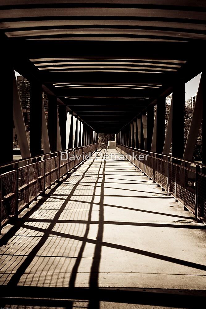 The bridge (take two series) by David Petranker