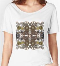 CyberPunk Steampunk Technopunk Clothing  #CyberPunk #Steampunk #Technopunk Women's Relaxed Fit T-Shirt