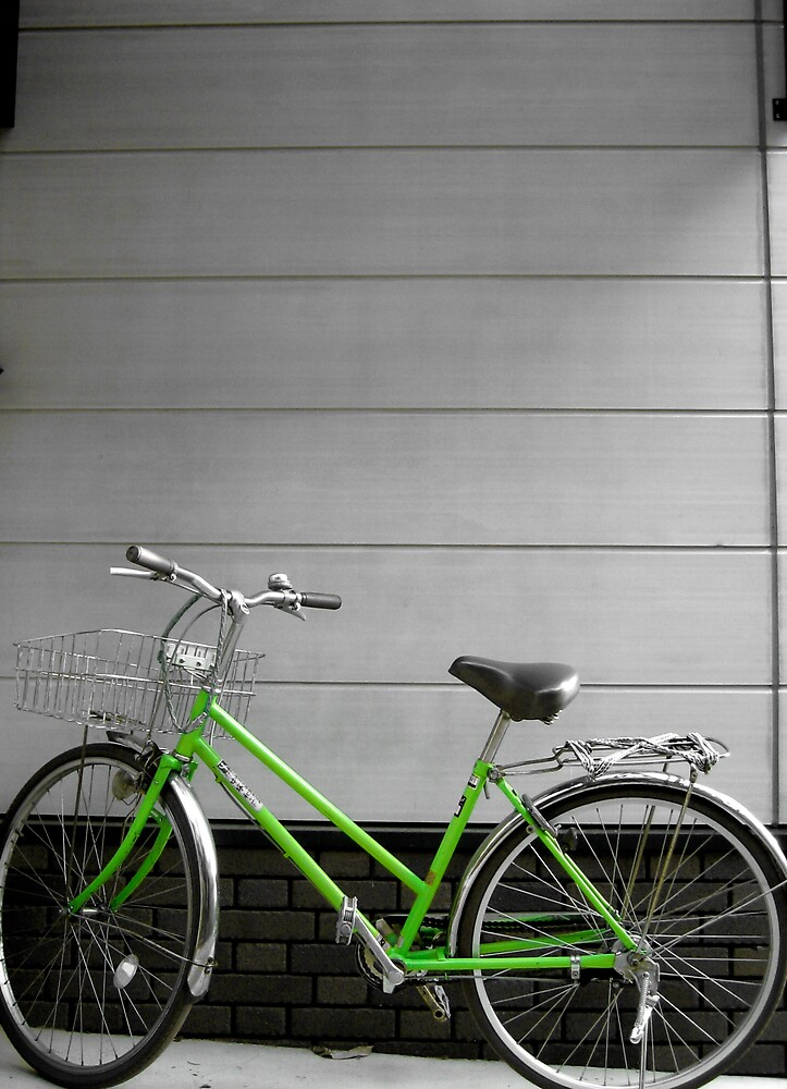 Green Transport by ThanklessJester