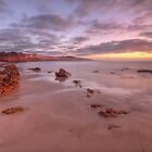 DEMONS BLUFF, ANGLESEA, VICTORIA by Rick Knowles