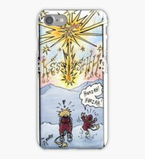 """Huzzah Huzzah"" Webcomic Starburst iPhone Case/Skin"