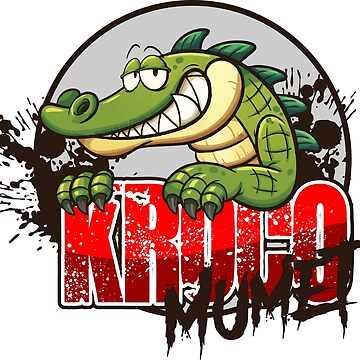 Kroco Mumet Alligator by bery-creative