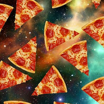 Space Pizza by SourPeach