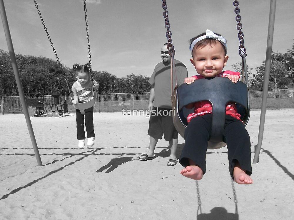 swingin' aly  by tannyskori