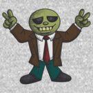 Creepy Politician by Wislander