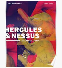 Hercules and Nessus (v2) Poster