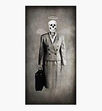 Corporate Slavery Photographic Print