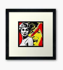 That Bate's is a Psycho! Framed Art Print
