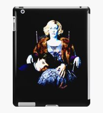 Psycho Bates iPad Case/Skin