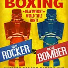 Rock Em Sock Em Boxing! by Mauro Balcazar