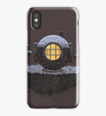 Floating Diver Home Sweet Home iPhone Case