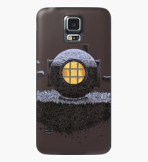 Floating Diver Home Sweet Home Case/Skin for Samsung Galaxy
