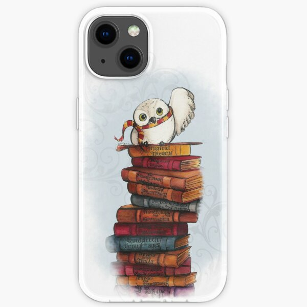 Hedwig iPhone Soft Case