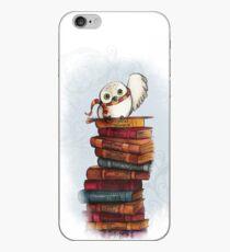 Vinilo o funda para iPhone Hedwig