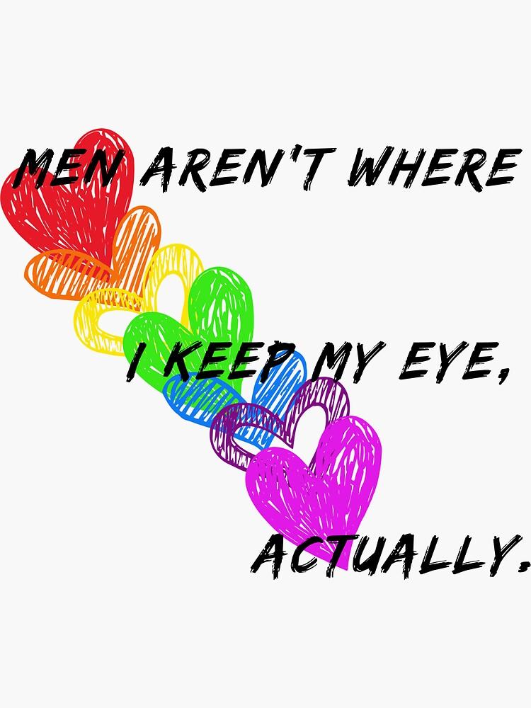 Where I Keep My Eye by ponderingtaylor