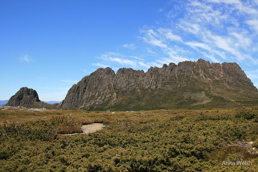 Cradle Mountain, Tasmania. by Anita Welsh