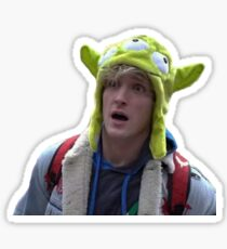 Logan Paul Sticker