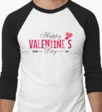Valentine's Day Men's Baseball ¾ T-Shirt