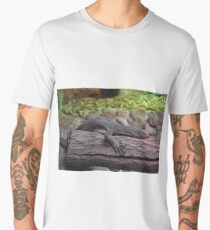 Reptile. Men's Premium T-Shirt
