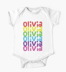 Olivia One Piece - Short Sleeve