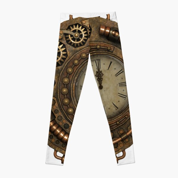 CyberPunk, Steampunk, Technopunk  #CyberPunk #Steampunk #Technopunk Leggings