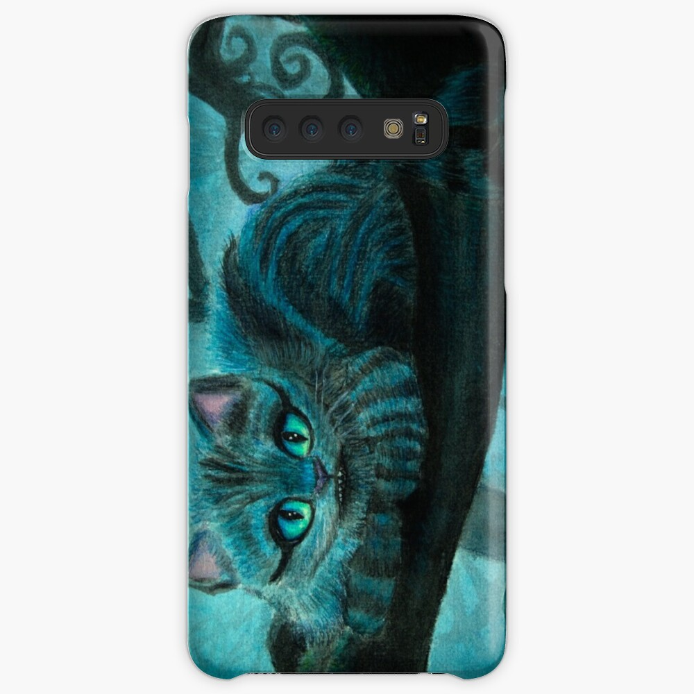 Cheshire Cat Cases & Skins for Samsung Galaxy