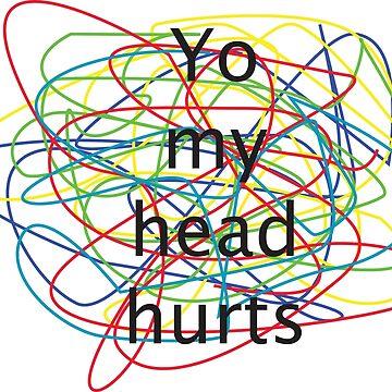 yo my head hurts by OddlyEven