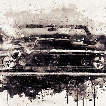 '67 Camaro SS | American Muscle  by Slackr