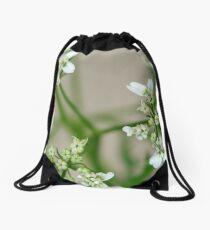 Cilantro Drawstring Bag