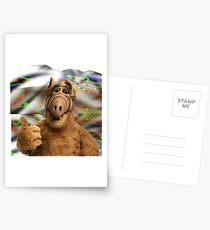 Alf Postcards