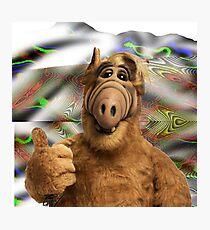 Alf Photographic Print