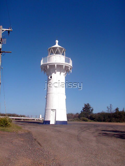 Ulladulla Lighthouse (Issy age 5) by jeciaissy