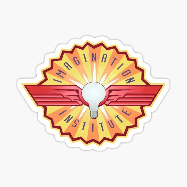 Imagination Institute Logo Sticker