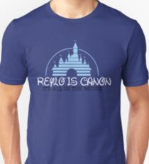 Reylo is Canon Unisex T-Shirt