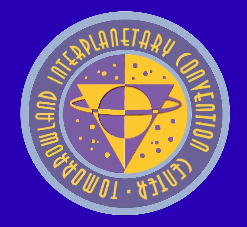 Tomorrowland Interplanetary Convention Center by blackbelt0400