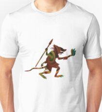 Wolf swirl Unisex T-Shirt