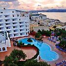 Malta Resort Daytime by Alison Cornford-Matheson