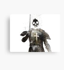 Hellbound Canvas Print