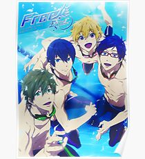 free! eternal summer Poster