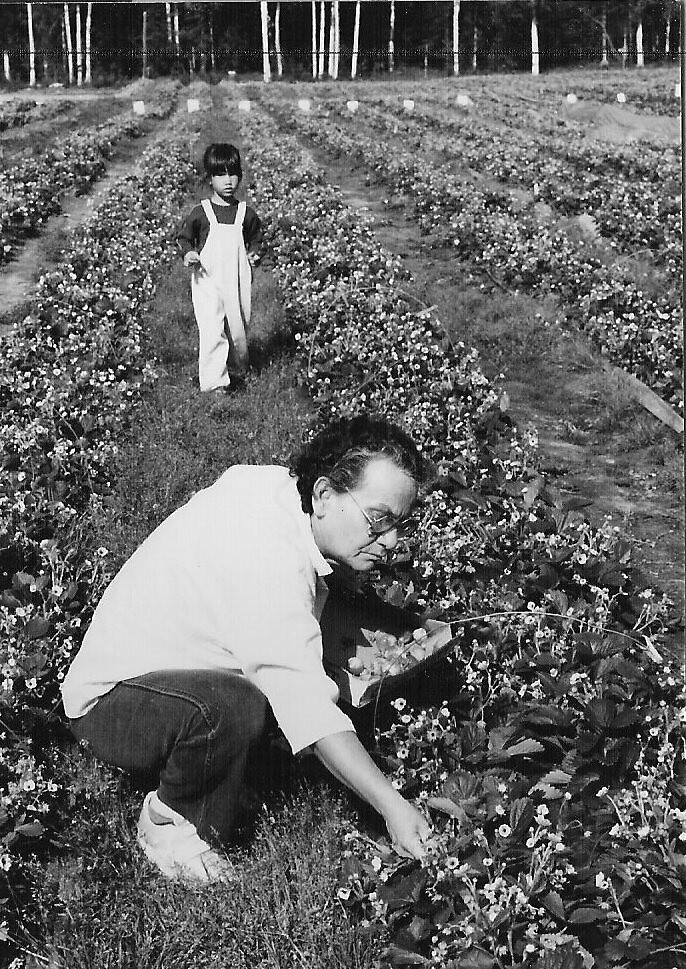 The U pick Farm  by Elizabeth Rodriguez