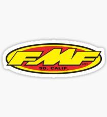 FMF exhausts Sticker
