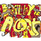 """Billy is a Goat"" by jaartist29"