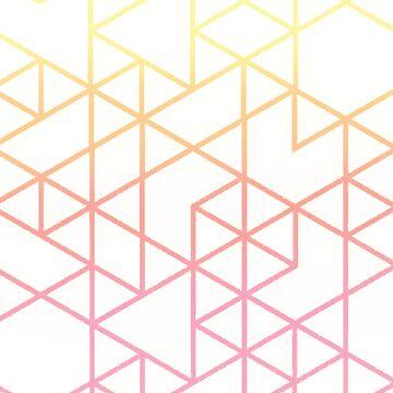Geometric Pattern A by Lus-Moonlight