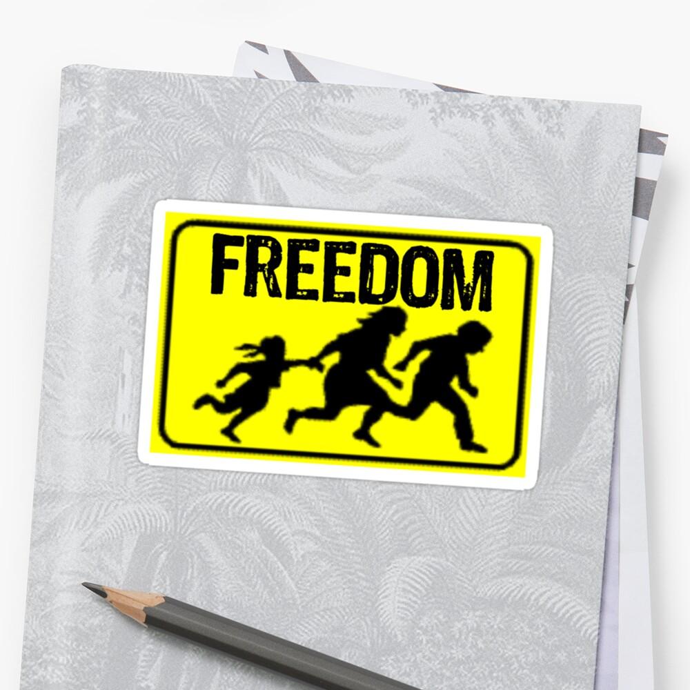 Freedom by GreasyGrandma