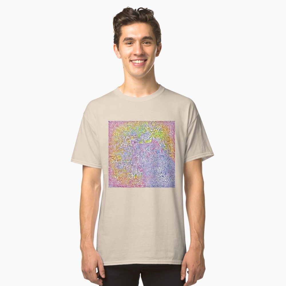 Invisible Little Superbeast Classic T-Shirt