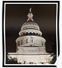 Texas State Capitol  Poster