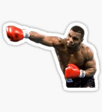 Mike Tyson Sticker