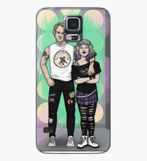 Punk!Who Team Nerd Case/Skin for Samsung Galaxy